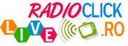logo radio click romania
