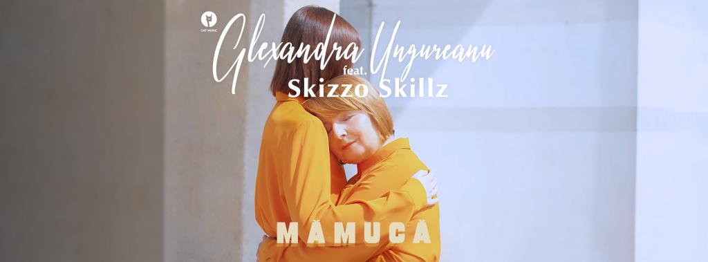 Asculta online, Alexandra Ungureanu feat. Skizzo Skillz - Mamuca, single nou,