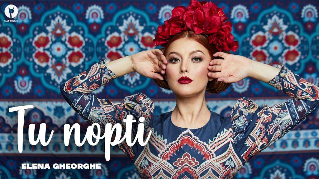 Asculta online, ELENA GHEORGHE - Tu nopti (Official Audio), single nou-