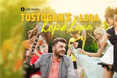 Asculta live, TOSTOGAN'S feat. LORA - Hopa Hopa,