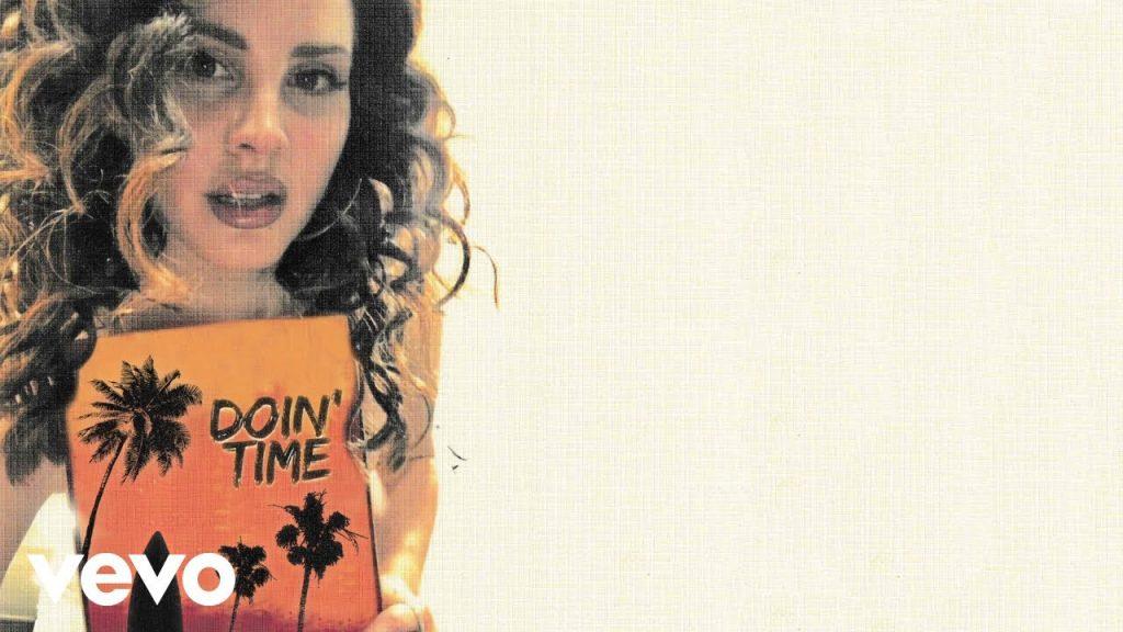 Asculta online, Lana Del Rey - Doin' Time, muzica noua 2019