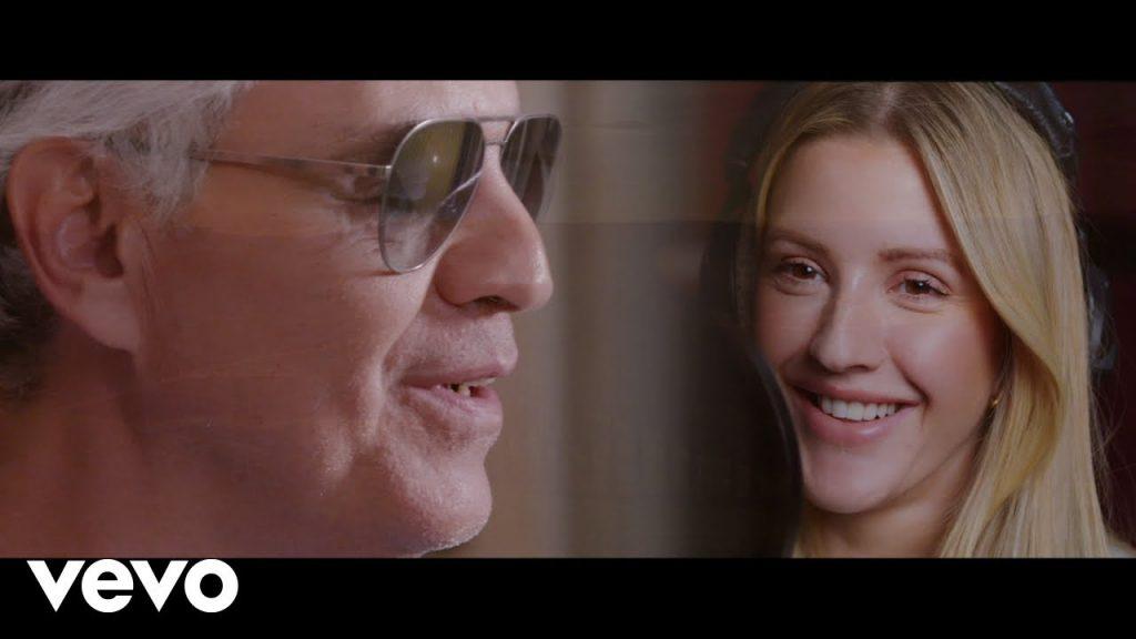 Asculta online, Andrea Bocelli ft. Ellie Goulding - Return To Love, single nou