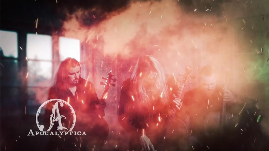 Asculta online, Apocalyptica- Ashes of the Modern World,