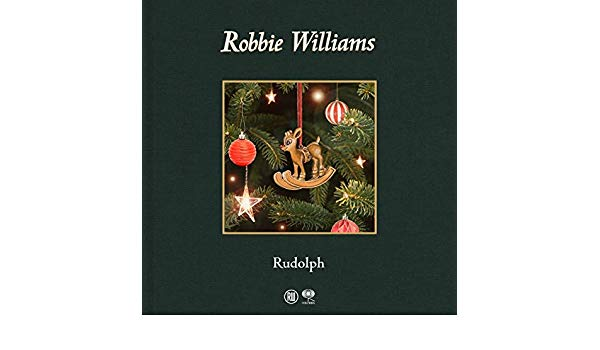 Asculta online Robbie Williams - Rudolph, single nou