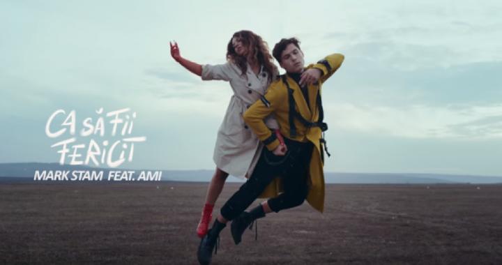 Asculta live, Mark Stam feat. AMI - Ca sa fii fericit, single nou,
