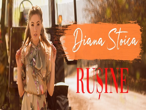 Diana Stoica - Rusine, Diana Stoica, Rusine, despre Diana Stoica, Diana Stoica Radio Click, Diana Stoica promovata si de Radio Click Romania