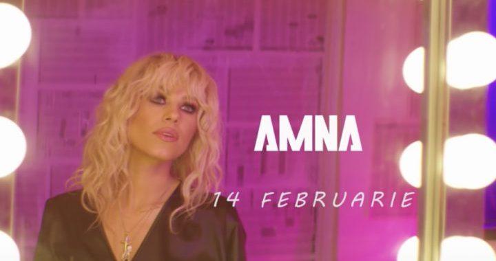 Asculta online, AMNA - 14 FEBRUARIE, sigle nou