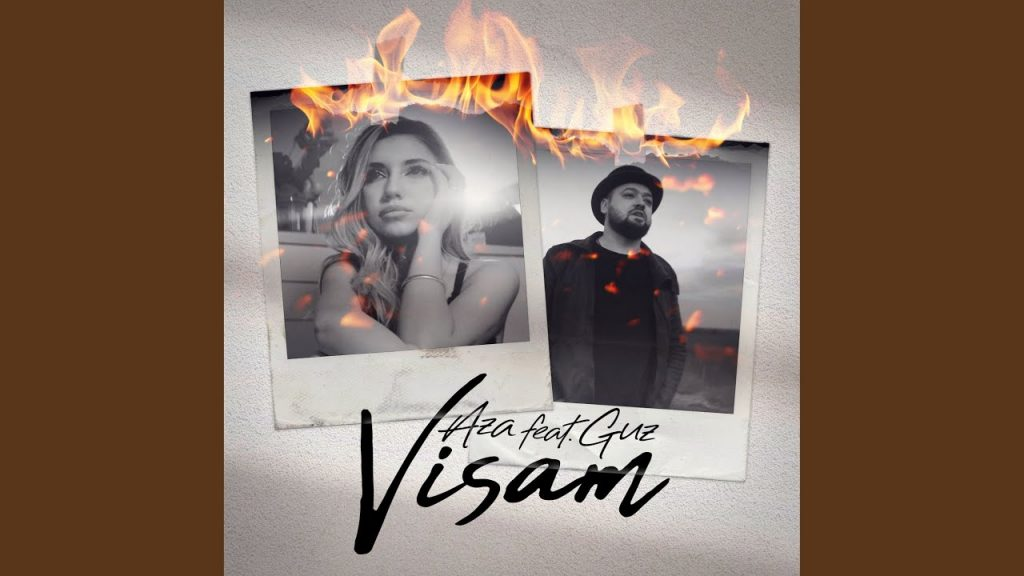 Asculta live, Aza feat. Guz - Visam, single nou,