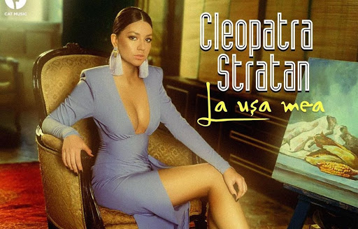 Asculta live, Cleopatra Stratan - La usa mea, sigle nou,