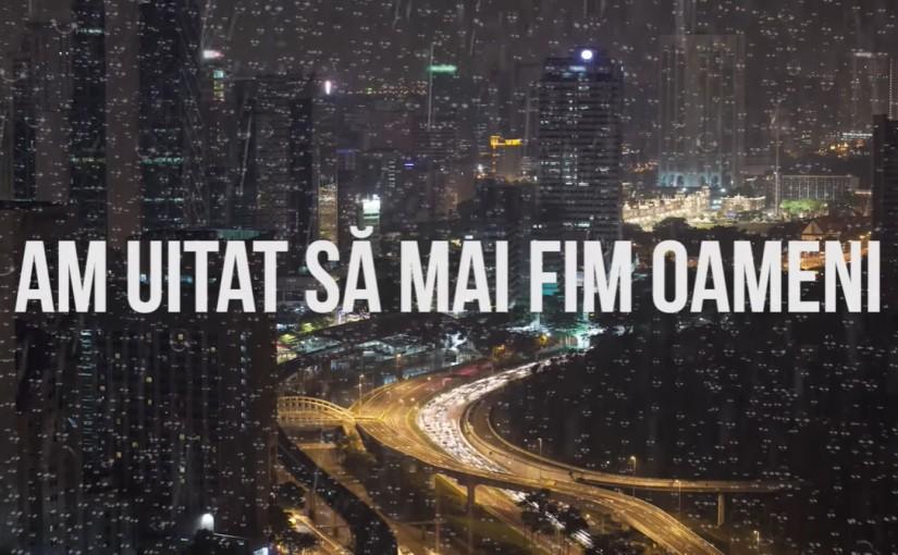 Asculta live, Vescan - Am Uitat Sa Mai Fim Oameni, single nou