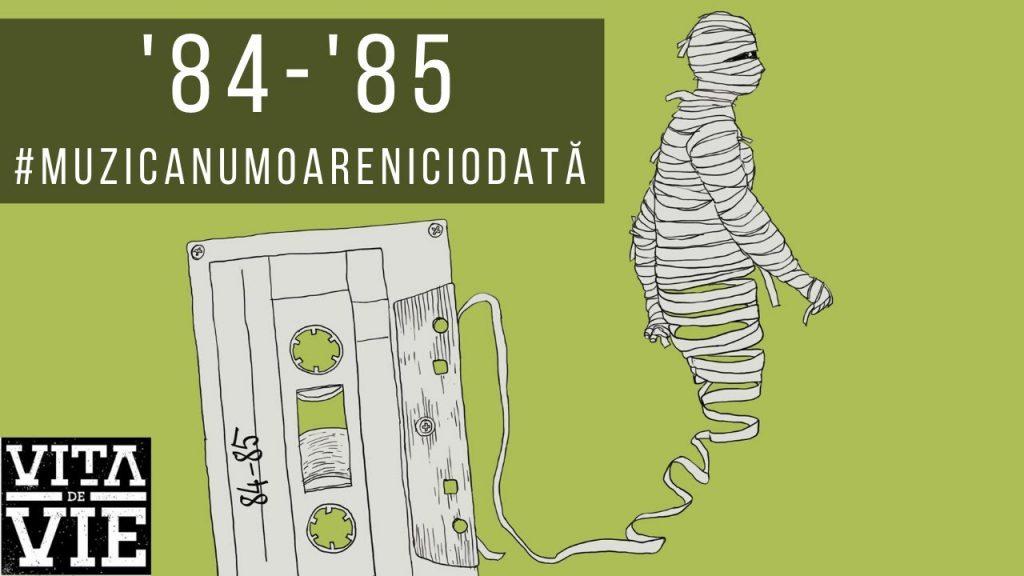 Asculta live, Vita de Vie - 84 - 85 / Muzica Nu Moare Niciodata, single nou