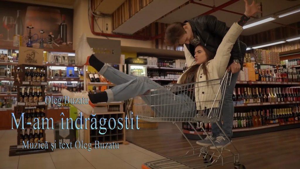 Asculta live, Oleg Buzatu – M-am indragostit, single nou