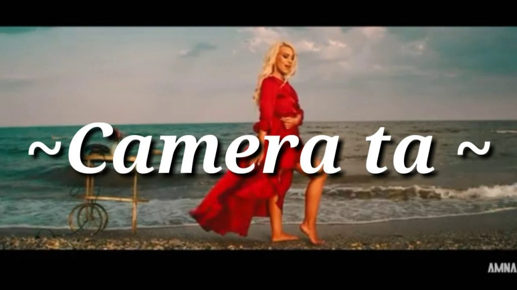 Asculta online, AMNA - Camera ta, single nou