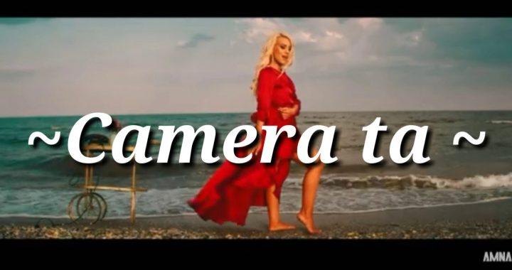 Asculta online, AMNA - Camera ta, single nou