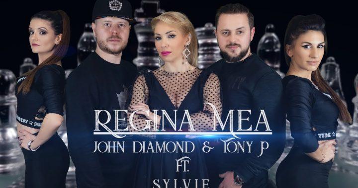 Asculta live, John Diamond & Tony P feat. Sylvie - Regina mea, single nou
