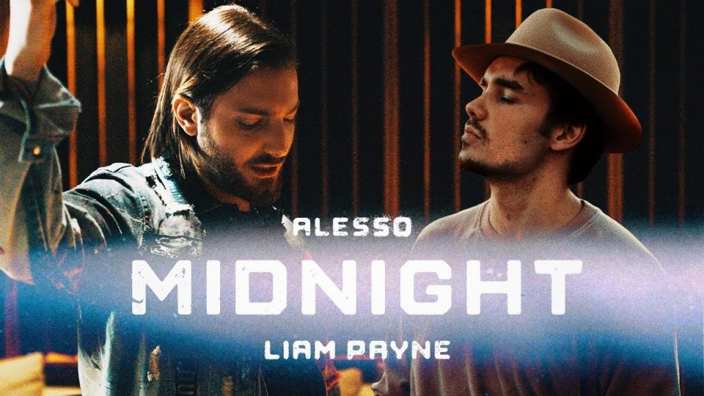 Asculta live, Alesso feat. Liam Payne - Midnight, single nou