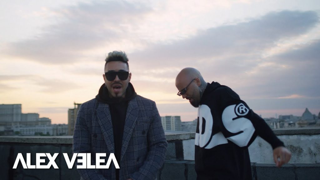 Asculta live, Alex Velea feat. Matteo - Orasul Trist, single nou