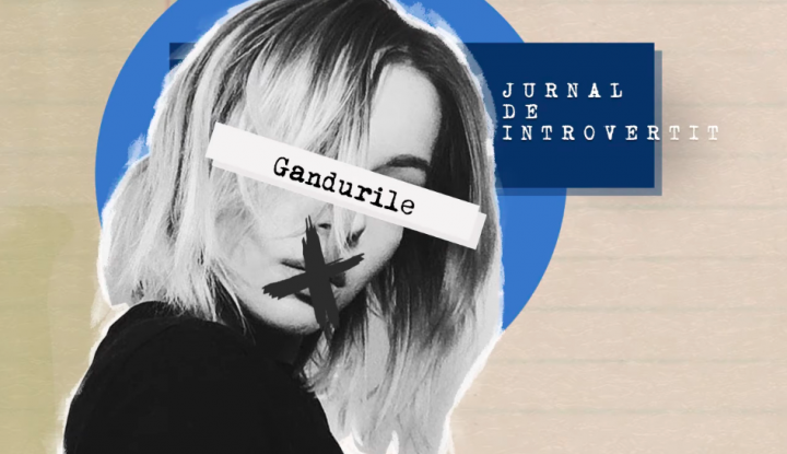 Asculta online, Delia Rus - Gandurile, single nou