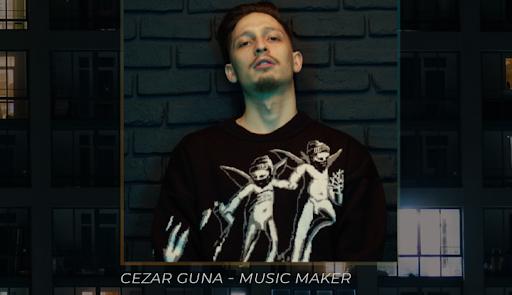 Asculta online, Cezar Guna - Music Maker, single nou
