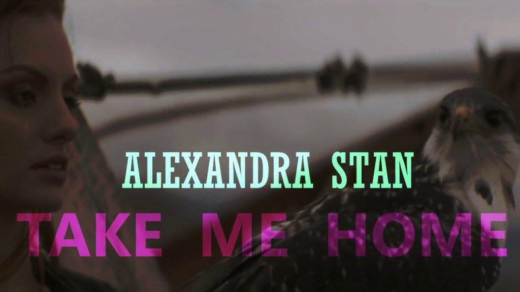 Asculta live, Alexandra Stan - Take Me Home, single nou
