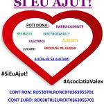 """Radio Click Romania promoveaza campania """"Si eu ajut"""""""