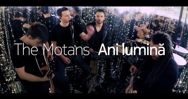 Asculta online, The Motans - Ani Lumina, single nou