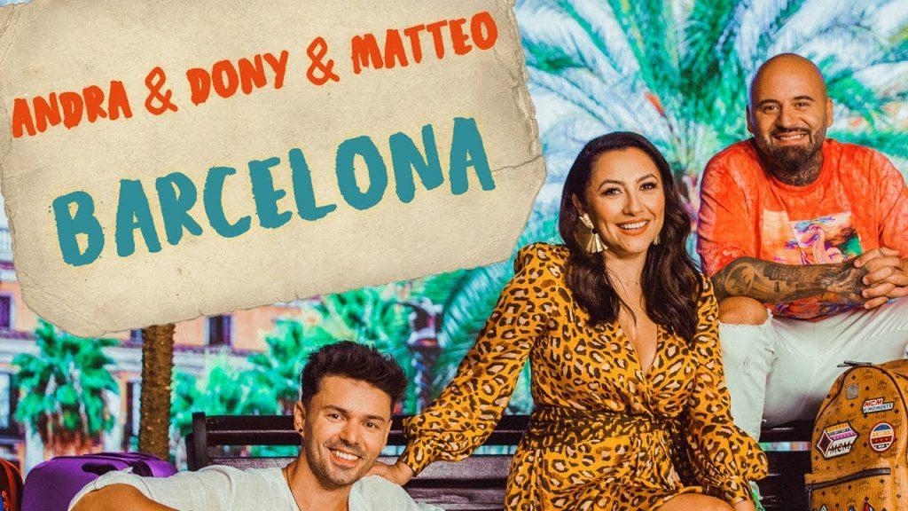 Andra Dony & Matteo - Barcelona, Andra, Dony, Matteo, Barcelona, Andra & Matteo - Barcelona, Andra Barcelona