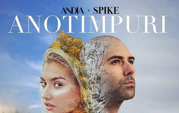 Asculta online, Andia x Spike - Anotimpuri, single nou