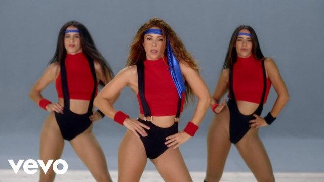Black Eyed Peas & Shakira - Girl like me, Black Eyed Peas, Shakira, Girl like me,