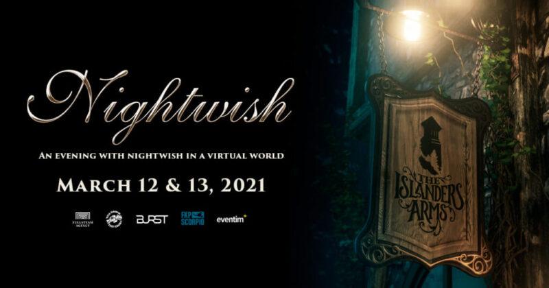 "Nightwish va sustine un concert virtual, despre nightwish, ""An Evening With Nightwish In a Virtual World"", Nightwish,"