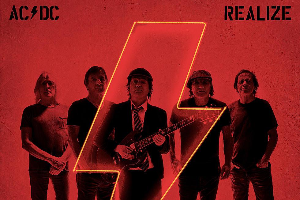 Asculta online, AC/DC - Realize, single nou