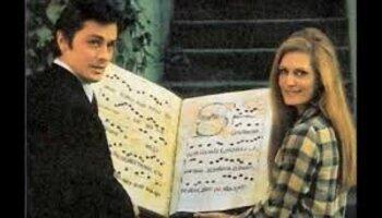 Dalida și Alain Delon - Paroles, paroles