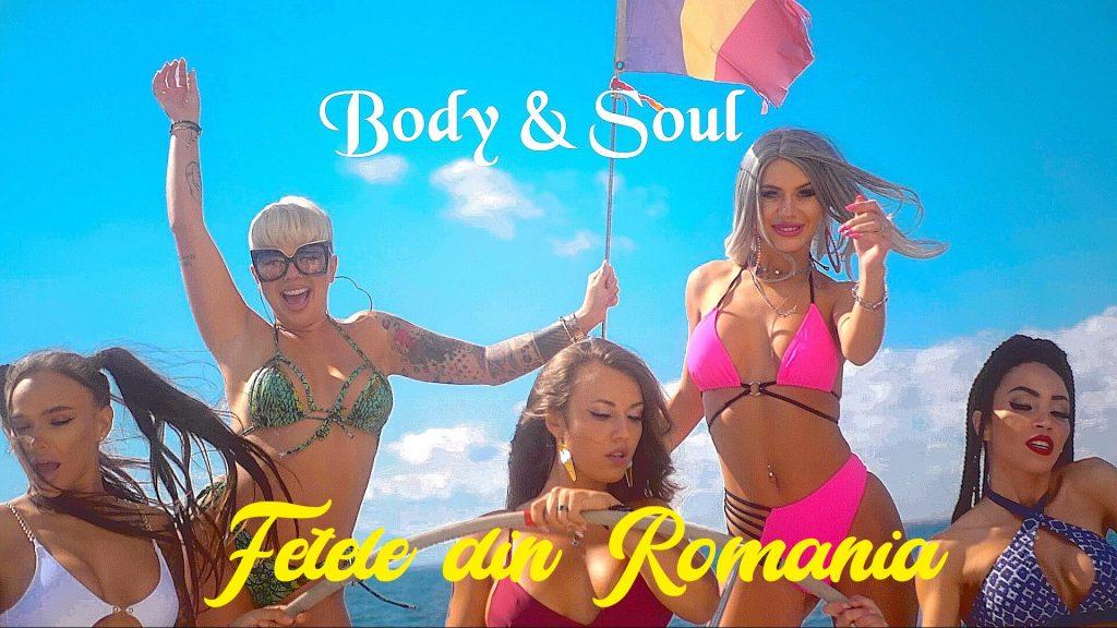 Body & Soul - Fetele din Romania, Radio Click Romania, Body & Soul, Fetele din Romania, Radio Click, Body and Soul