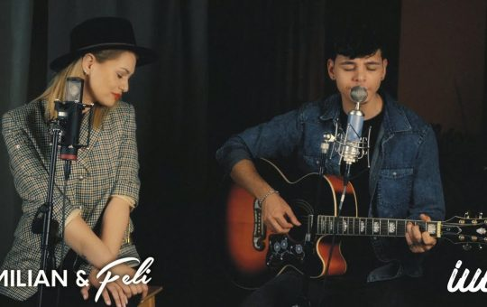 Ascultalive, Emilian & Feli - IUB | LIVE, single nou