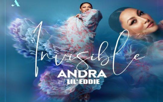 Andra lanseaza Invisible in colaborare cu Lil Eddie, Andra - Invisible (feat. Lil Eddie), Andra, Invisible, Lil Eddie, Andra - Invisible, Andra feat. Lil Eddie, versuri Andra - Invisible,
