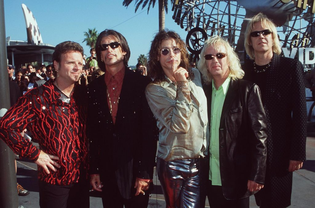 I Don't Want to Miss a Thing. Aerosmith 1998