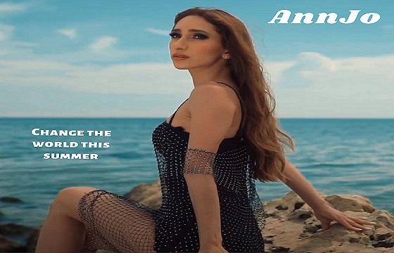 Radio Click promoveaza pe AnnJo, AnnJo - Change the world this summer, Radio Click promoveaza AnnJo, AnnJo, Change the world this summer, despre AnnJo, AnnJo la Radio Click Romania,