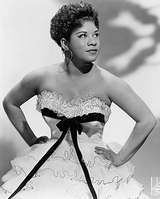 "Muzica Rhythm and Blues. Ruth Brown, ""Regina R&B"""